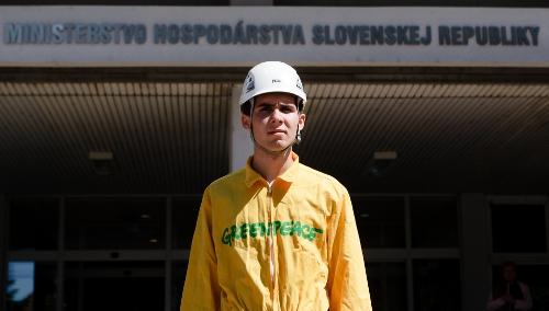 InformácieV Trenčíne najlepších dobrovoľníkov vyberali cez facebook