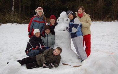Zimný onkologický tábor
