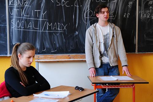 InformácieMali by školy rozhodovať o špeciálnych triedach pre rómskych žiakov?
