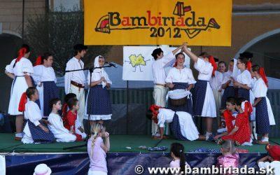 Festival Bambiriáda bavil mladých i starších
