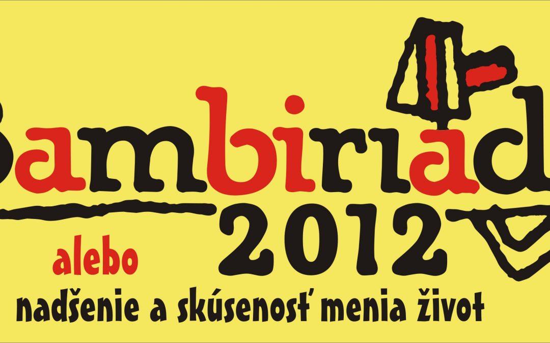 Festival Bambiriáda spojí mladú a staršiu generáciu