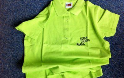 Zelené tričko aj pre charitu