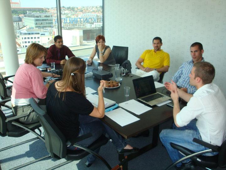 InformácieJEF Slovakia má nové vedenie