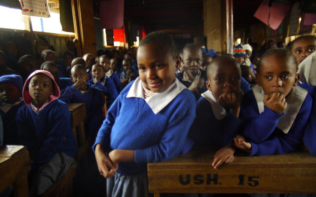 InformácieMladí ľudia zo Slovenska pomáhajú v Keni
