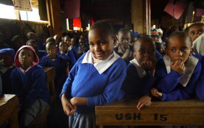 Mladí ľudia zo Slovenska pomáhajú v Keni