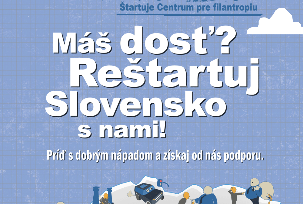 InformácieReštartujme Slovensko!