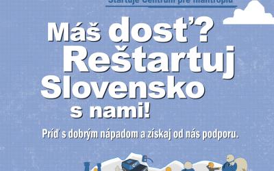Reštartujme Slovensko!