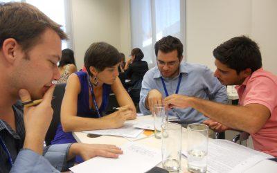 Youth Forum: jedenie a tlieskanie?