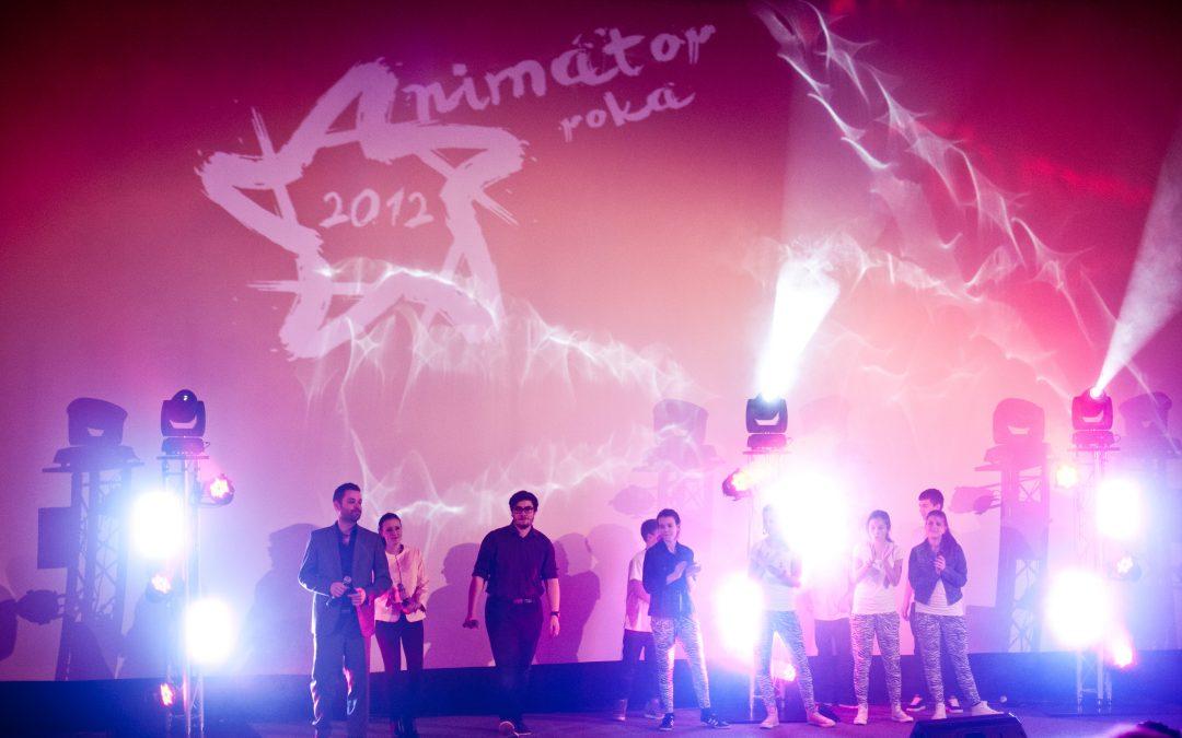 AktualityAnimátor roka 2012