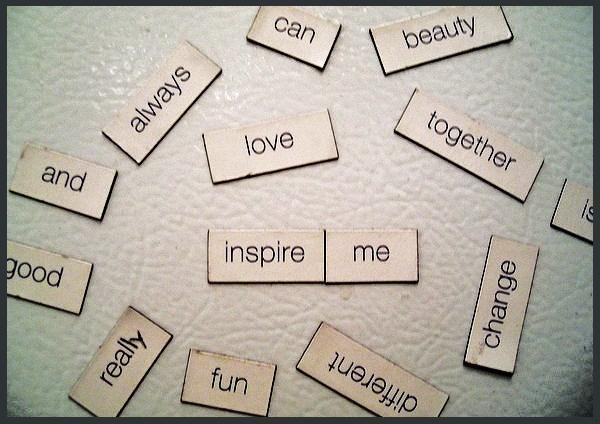 InformácieNájdi inšpiráciu v živých knihách