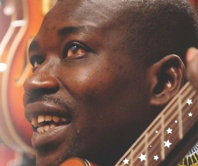 AktualityVianočný koncert nevidiaceho Solo Dja Kabaka