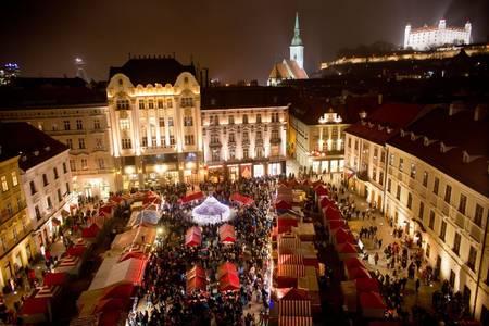 AktualityRmS na vianočných trhoch