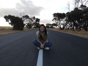 Milena na austrálskych cestách