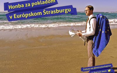 Za pokladom v Štrasburgu