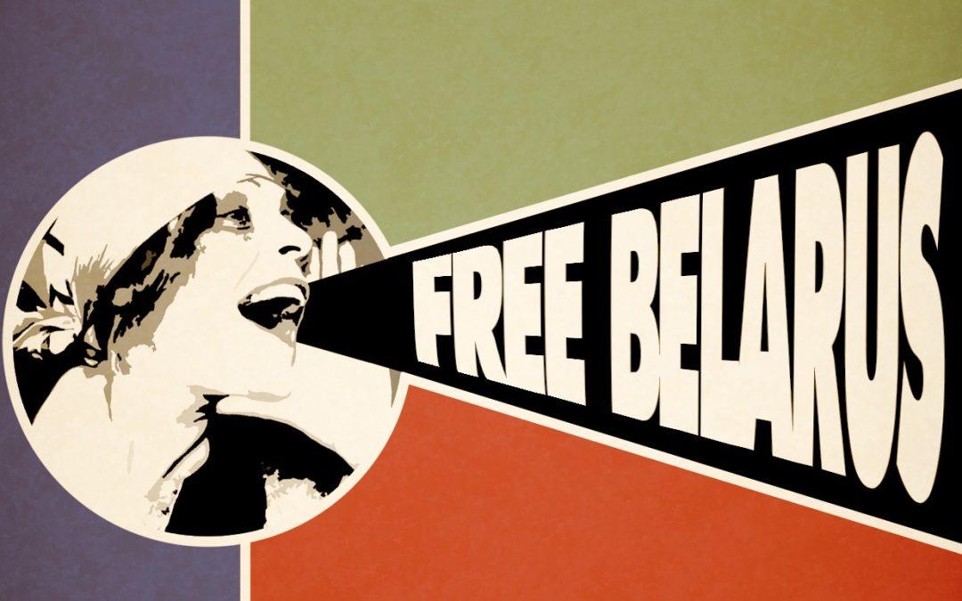 InformácieZa slobodu a demokraciu v Bielorusku