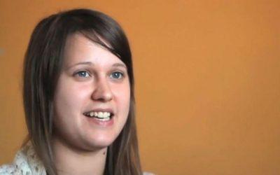 Elina z Lotyšska: Pomáham sebe tým, že pomáham iným