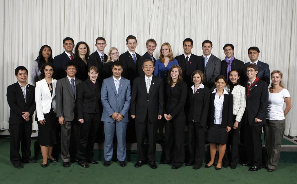 InformácieAko začal program Mladí OSN na Slovensku?