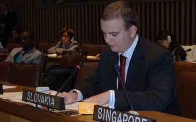 Mladí OSN je pre ľudí, ktorí vedia, čo chcú zmeniť