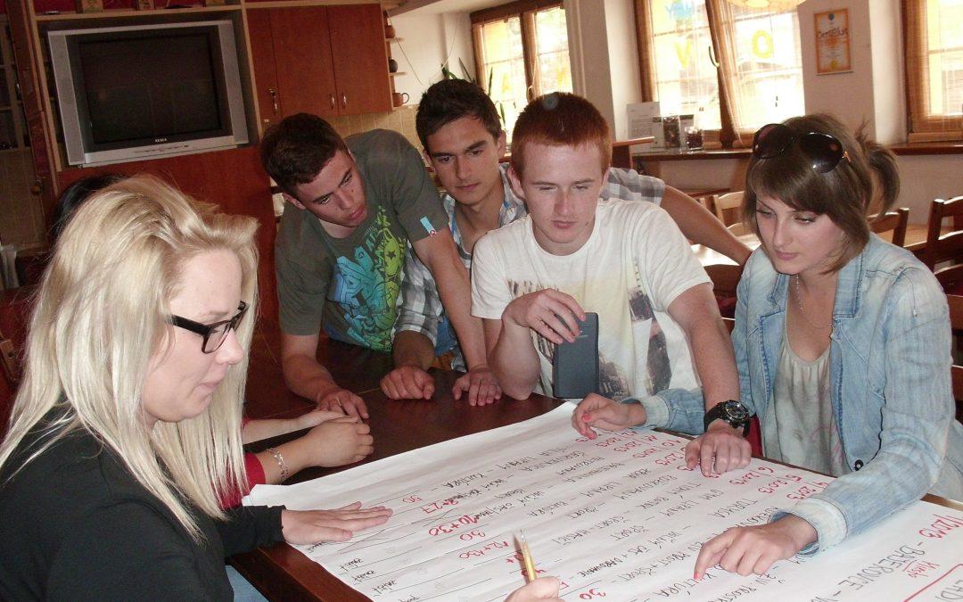 PonukyMladí v Lipanoch rozdelili peniaze na akcie mladých