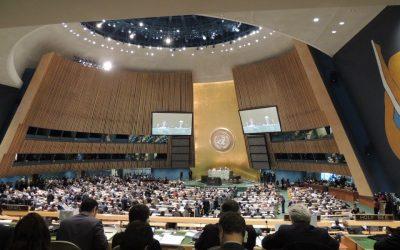 Príďte sa pozrieť, kto a o čom chce za mladých rozprávať tento rok v OSN