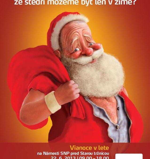 InformácieZažite Vianoce v lete