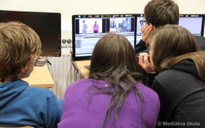 Mediálna škola otvára nový ročník