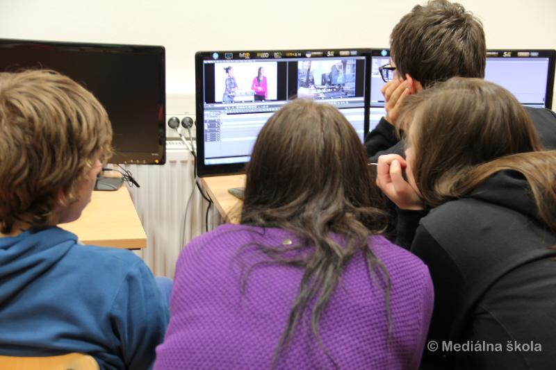 InformácieMediálna škola otvára nový ročník