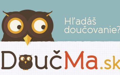 Hľadáte doučovanie? Kliknite na DoučMa.sk!