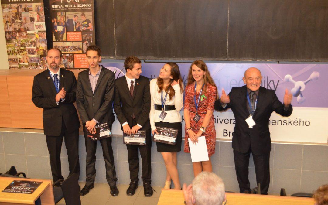 Informácie16. ročník Festivalu vedy a techniky bol opäť úspešný