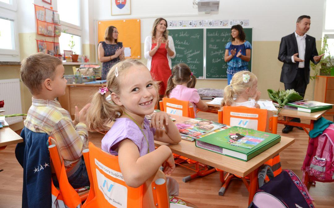 PonukyNadácia Volkswagen Slovakia podporuje deti a mladých už 5 rokov