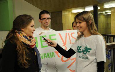 Medzinárodná kampaň VISA ACTION opäť na Slovensku