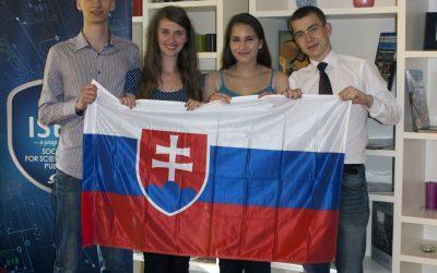 Mladá vedkyňa má zlatú medailu zo svetovej súťaže