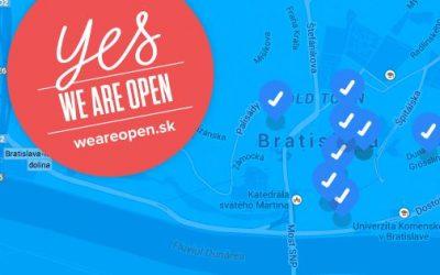 Podniky otvorené pre všetkých