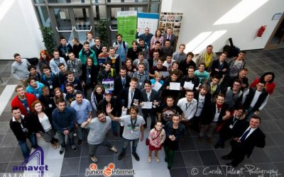 Konferencia Junior Internet 2015