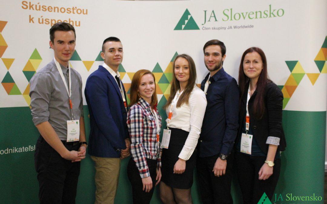InformácieStredoškoláci sa zúčastnili Innovation Camp