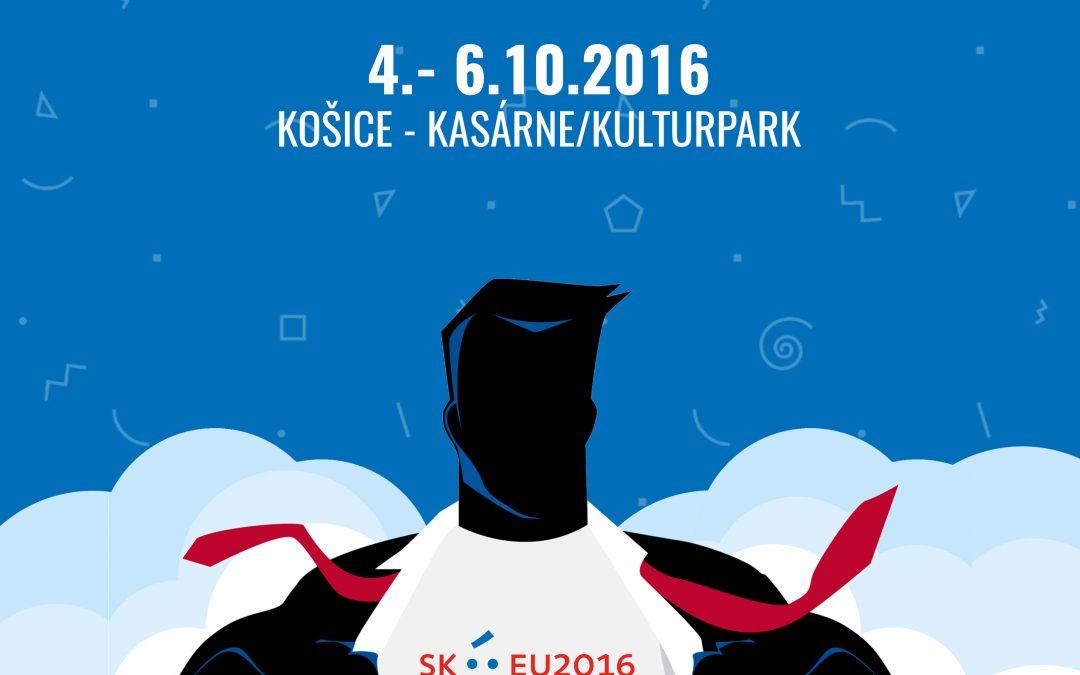 PonukyEurópska konferencia v Košiciach – dobrovoľníci, hláste sa!