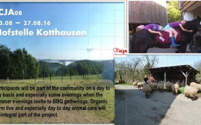 Organická farma Kotthausen