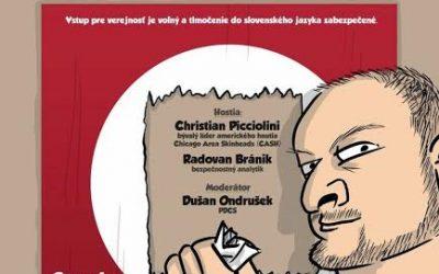 Skutočný príbeh bývalého skinheada (verejná diskusia)