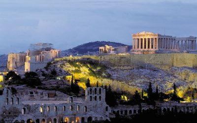 "Projekt ""Summer in the city"" v Aténach v Grécku"