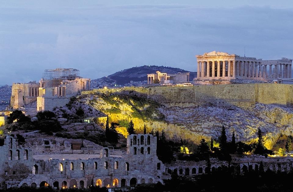 """PonukyProjekt """"Summer in the city"""" v Aténach v Grécku"""