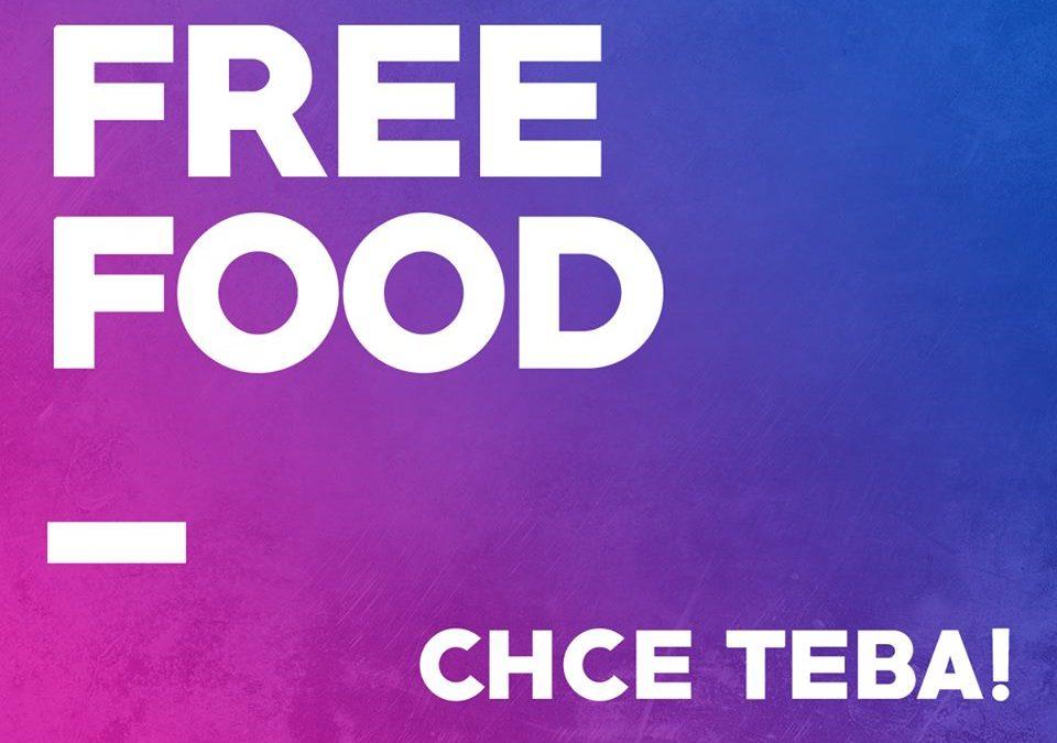 PonukyHľadajú sa dobrovoľníci pre o.z. Free Food