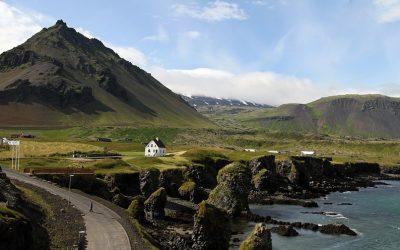 Úprava turistických chodníkov-Island