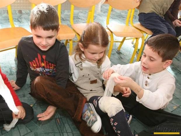 PonukyVoľné pracovné miesta v detskom centre Slniečko