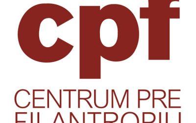 Pracovné ponuky Centra pre filantropiu