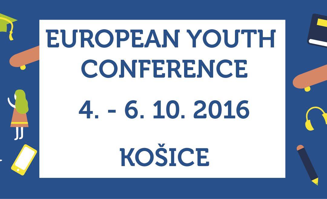 AktualityUž len týždeň! Európska konferencia v Košiciach dá hlas mladým