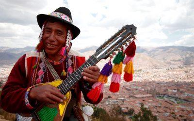 """Projekt """"English for children V"""" v Peru"""