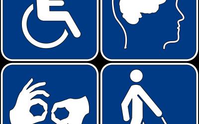 Info dopoludnie na tému osoby so zdravotným postihnutím a znevýhodnené skupiny