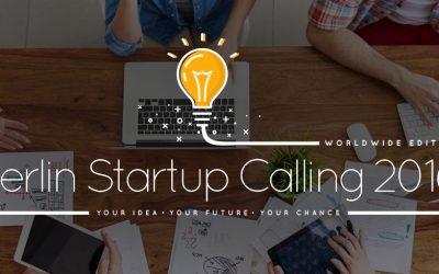 Súťaž startupov – Berlin Startup Calling Idea Contest