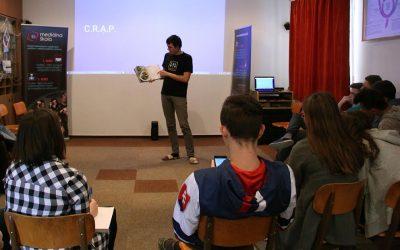 Mediálna škola v Žiline: Druháci vytvorili kampaň