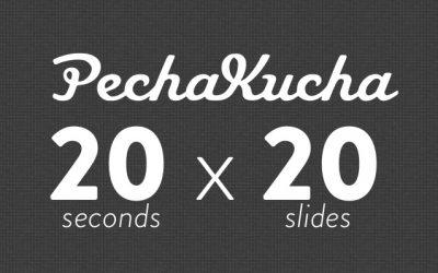 Fundraiserka/er v PechaKucha